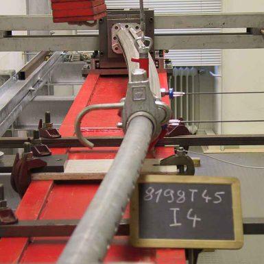 Anwendungsunterlagen für ein Alu-Traggerüst mit Zulassungen